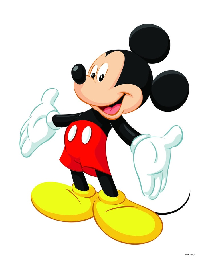 Disney Birthday Clipart.