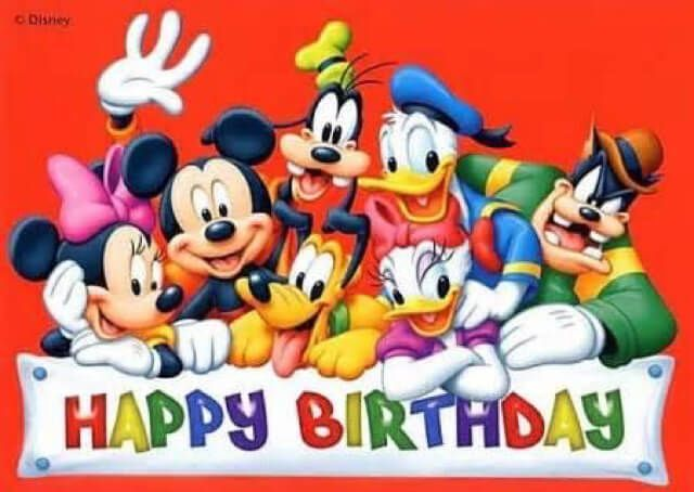 Image result for disney happy birthday memes.