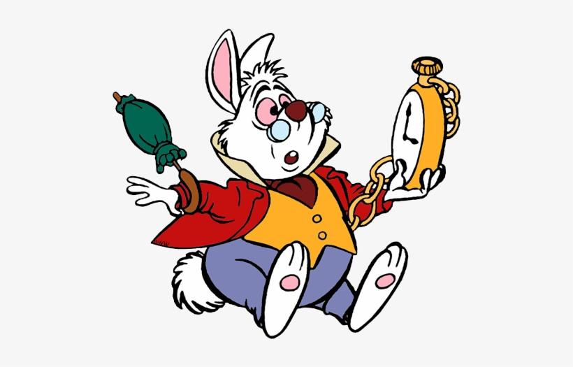Disney Clipart White Rabbit.