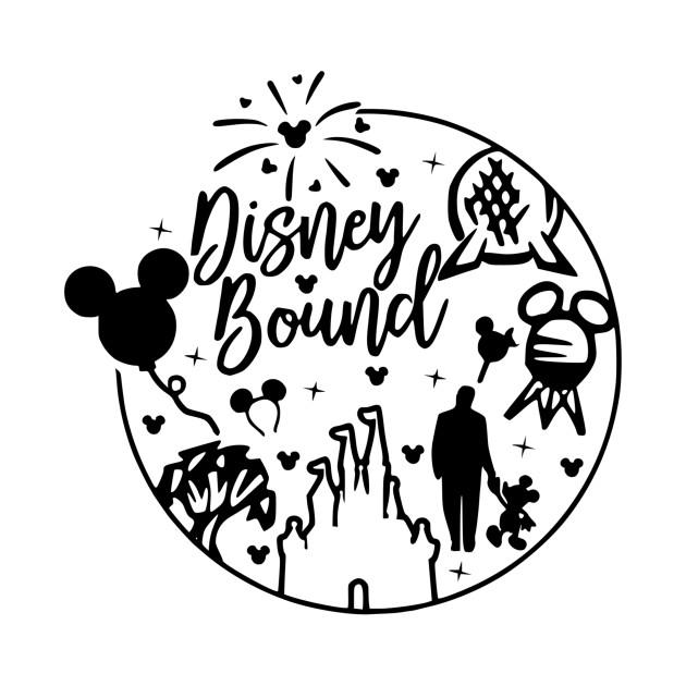 Disney Bound.