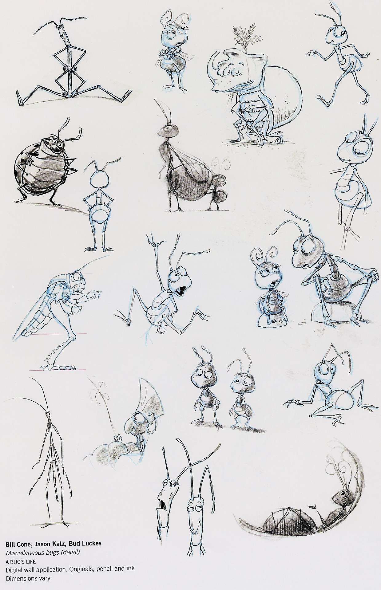 Disney Bugs Life Black And White Clipart 20 Free Cliparts