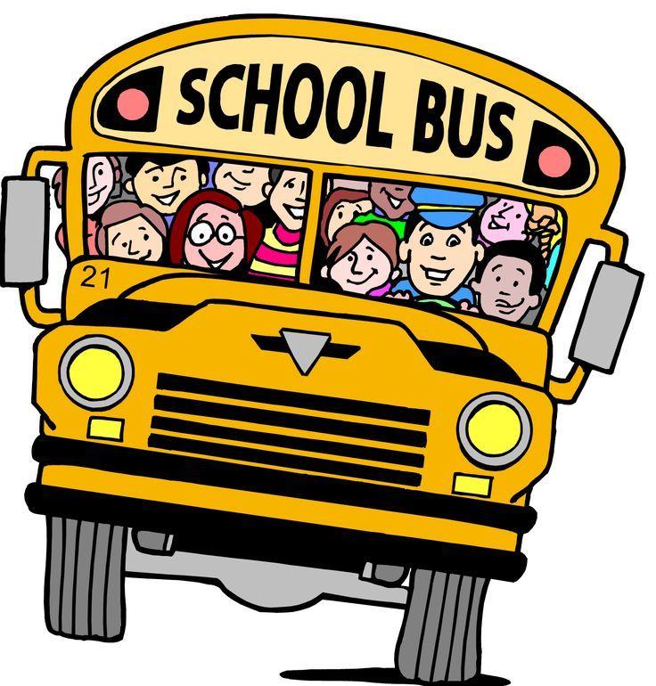 School Bus Clipart clip art.