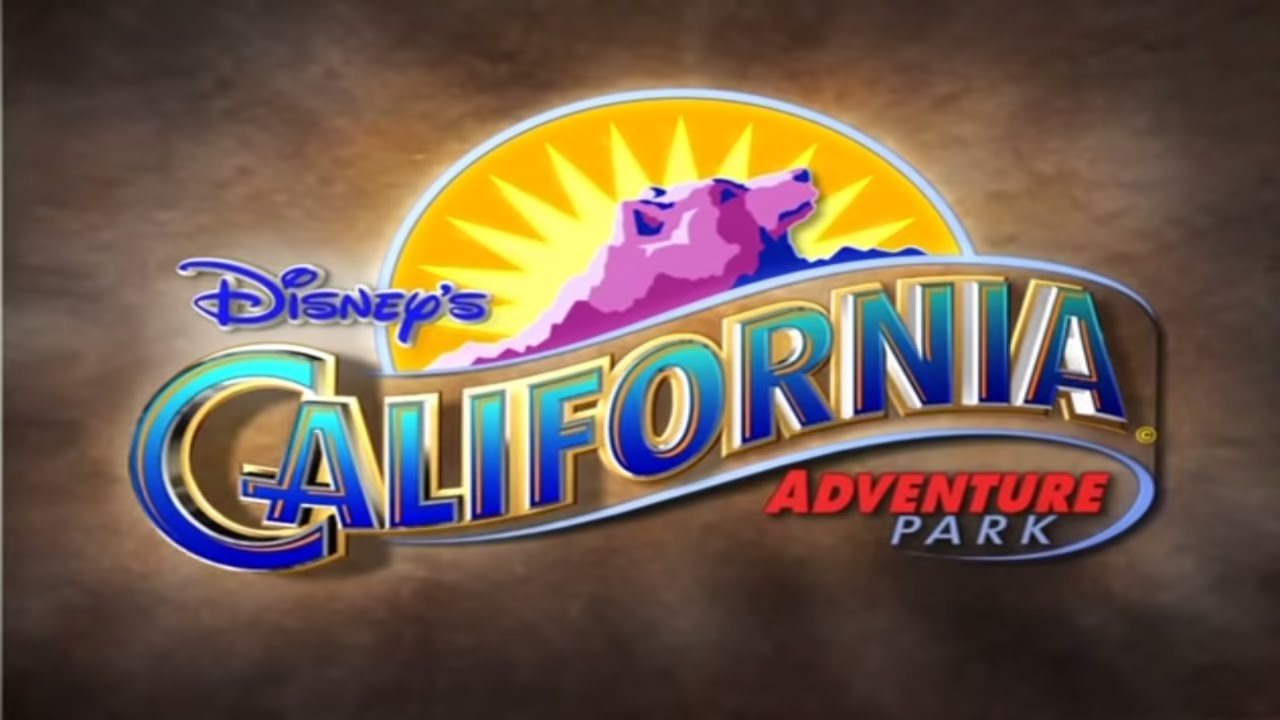 Disney\'s California Adventure Teaser Promo (Rare DVD Quality).