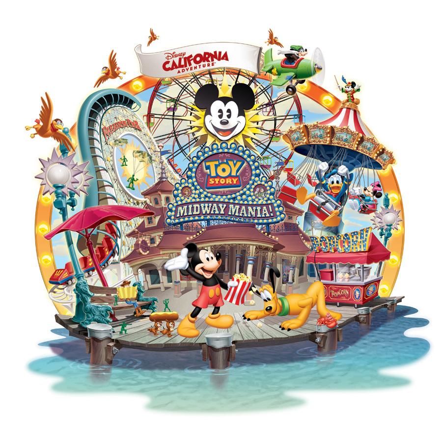 A New Look for Disney California Adventure Merchandise.