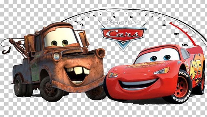 Cars 2 Mater Lightning McQueen Pixar PNG, Clipart.
