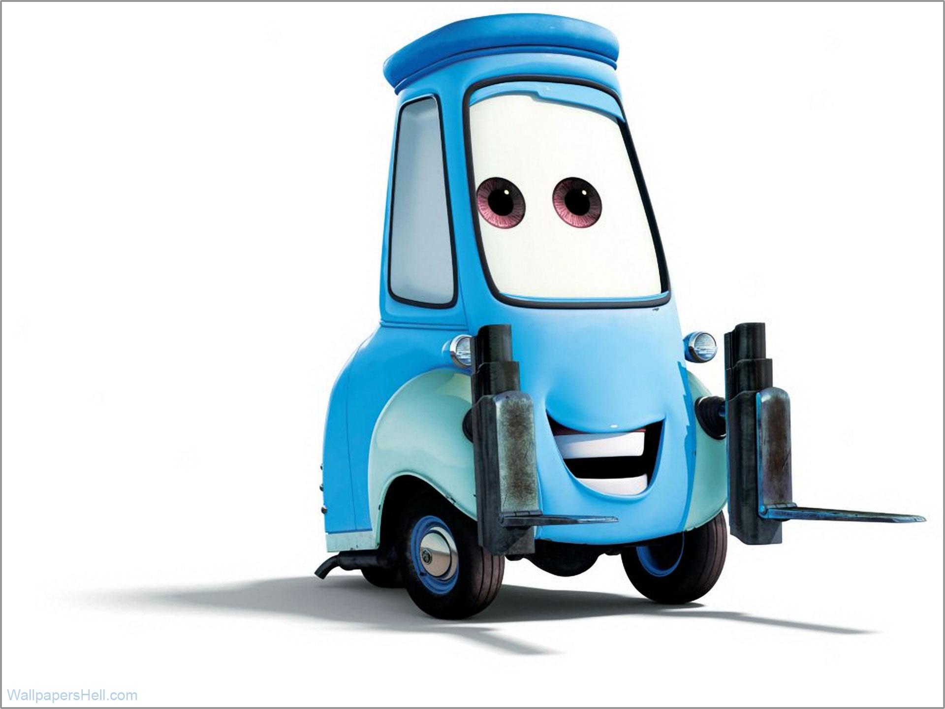 Disney Cars Clipart.