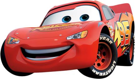 Disney Cartoon Cars Clipart.