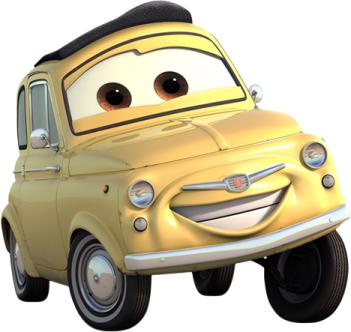 Disney Cars Clip Art.