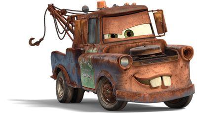 Disney Cars Clipart Mater.