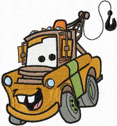 disney cars clipart mater Clipground