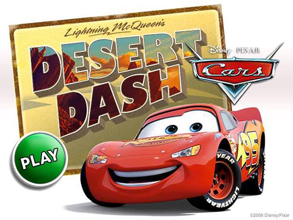 Desert Dash.