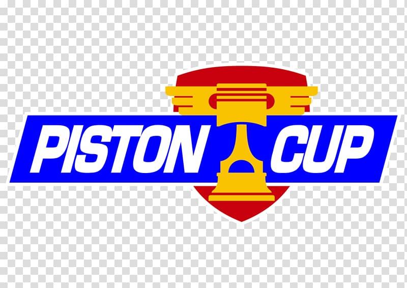 Piston Cup logo, Lightning McQueen Doc Hudson Cars Pixar.