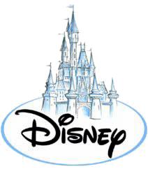 Disneyland Castle Clipart.