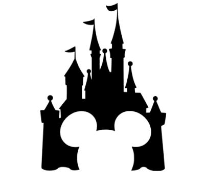 Disney Castle Clipart.