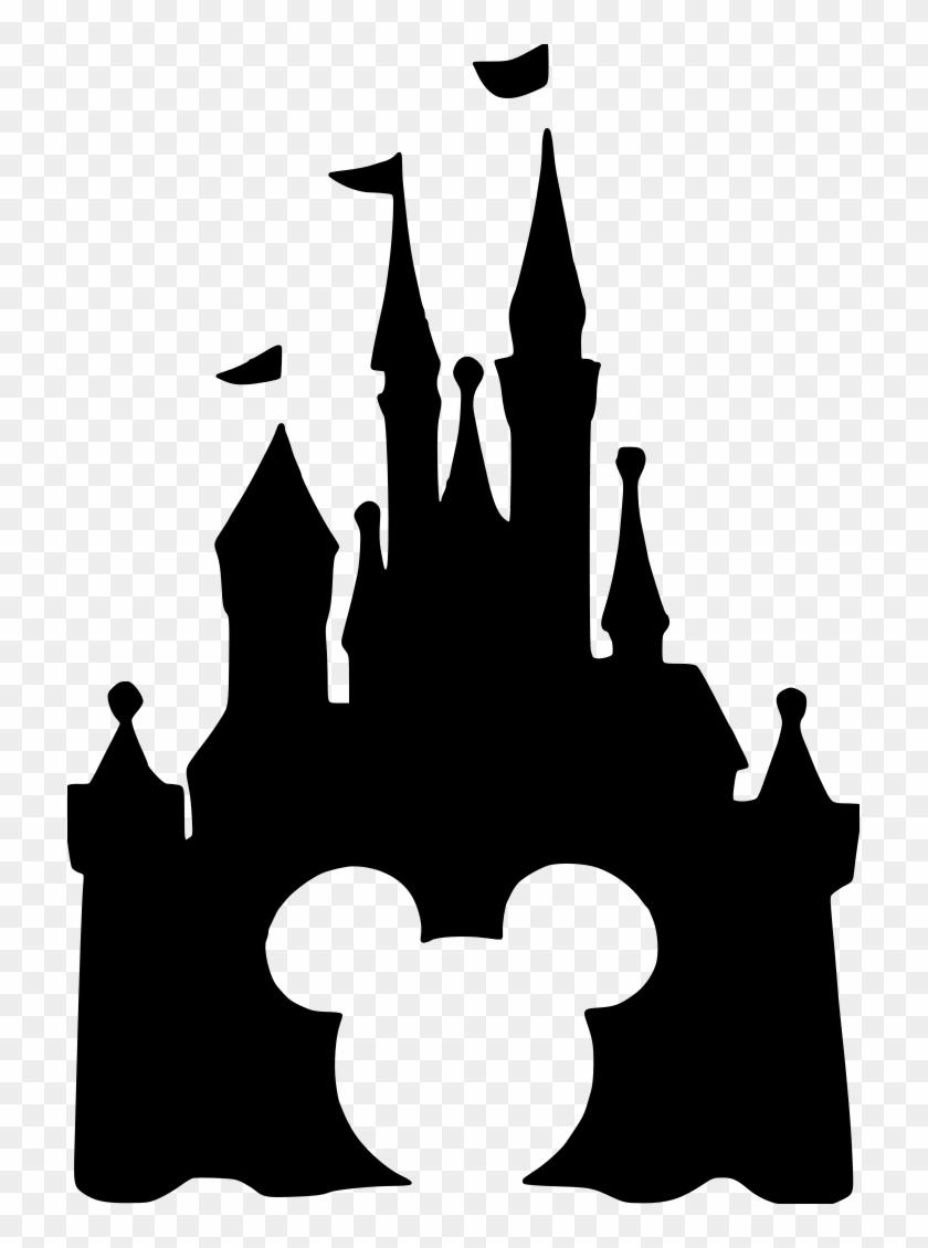 1386 Disney Castle free clipart.