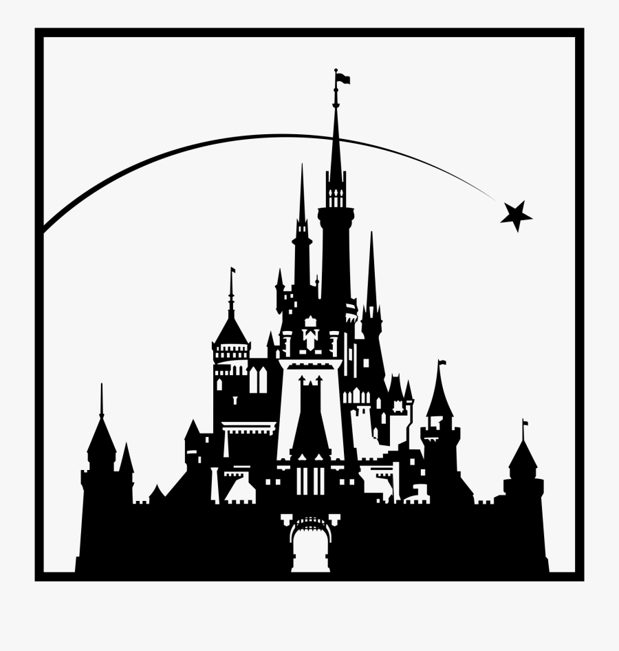 Disney Castle Castle Clipart Disneyland Castle Pencil.