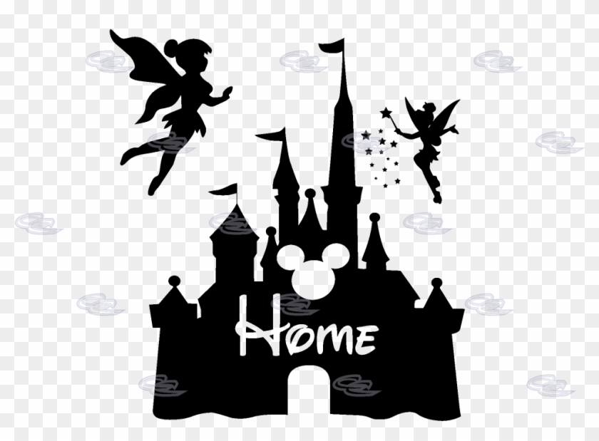 Home Cinderella Castle Cute Toddler Shirt.