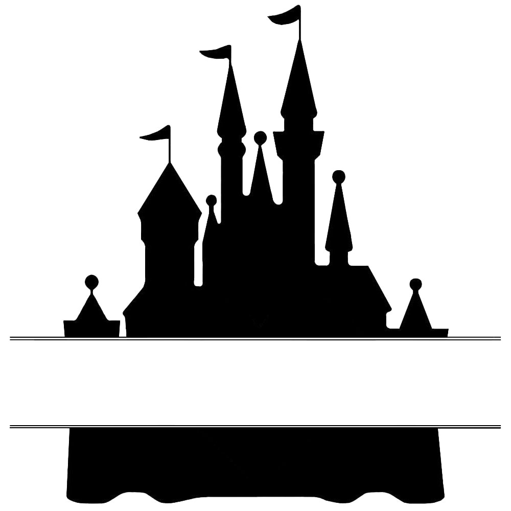 Disney Castle Silhouette Png (109+ images in Collection) Page 3.