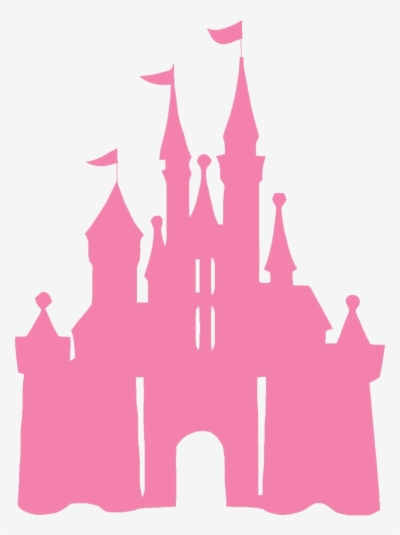 Result For: disney castle silhouette , Free png Download.