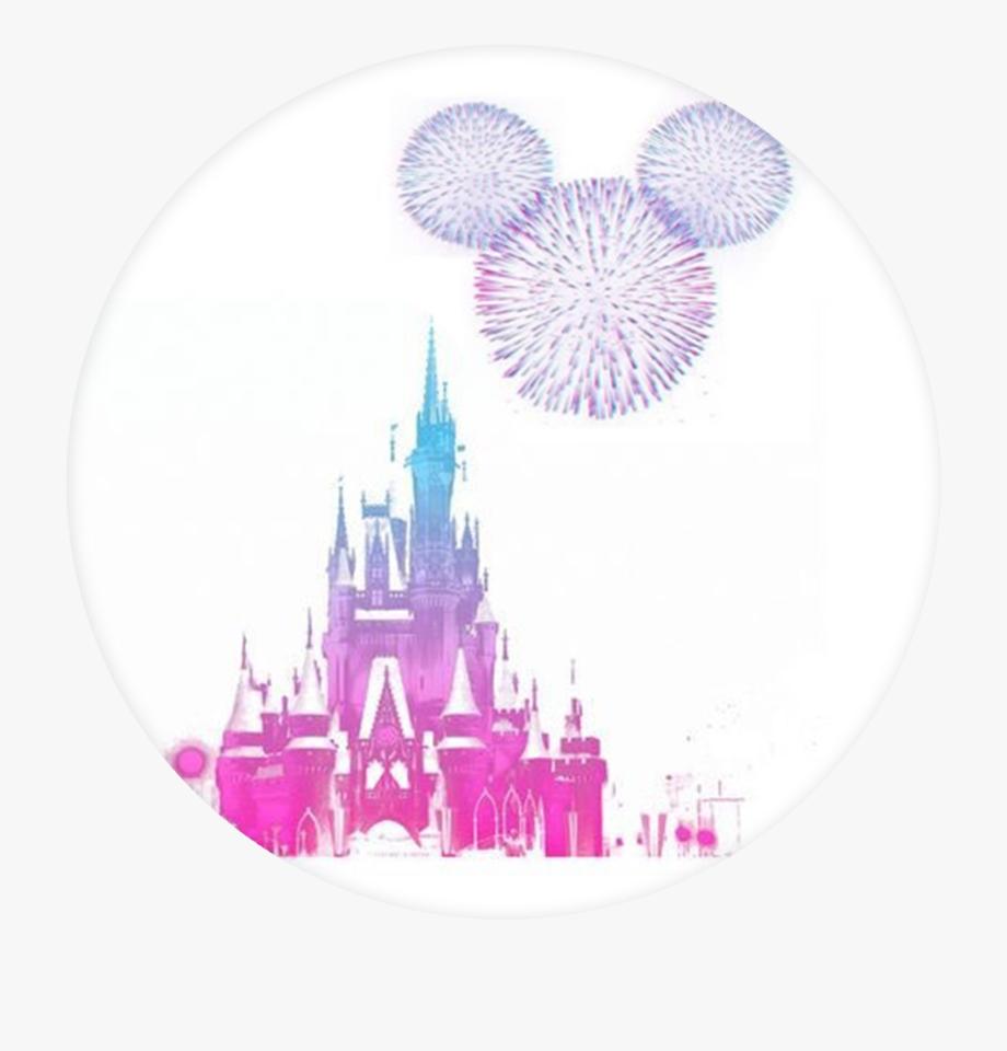 Transparent Cinderella Castle Png.