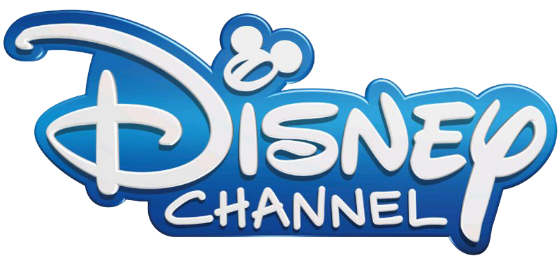 Disney Channels Logos Clipart.