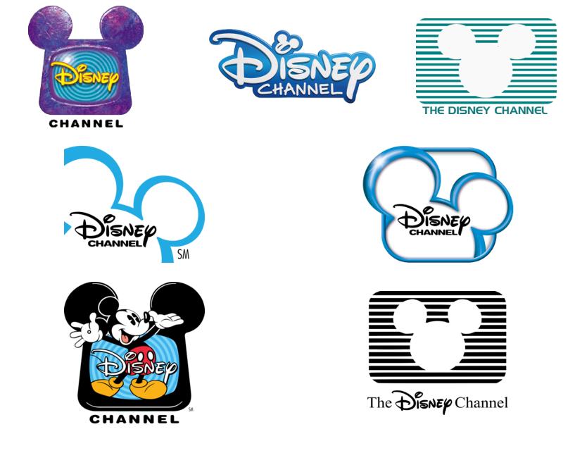 Changing Logos: Disney Channel Quiz.