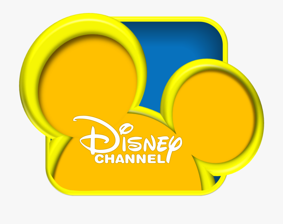 Disney Channel Yellow Logo Clipart Library.