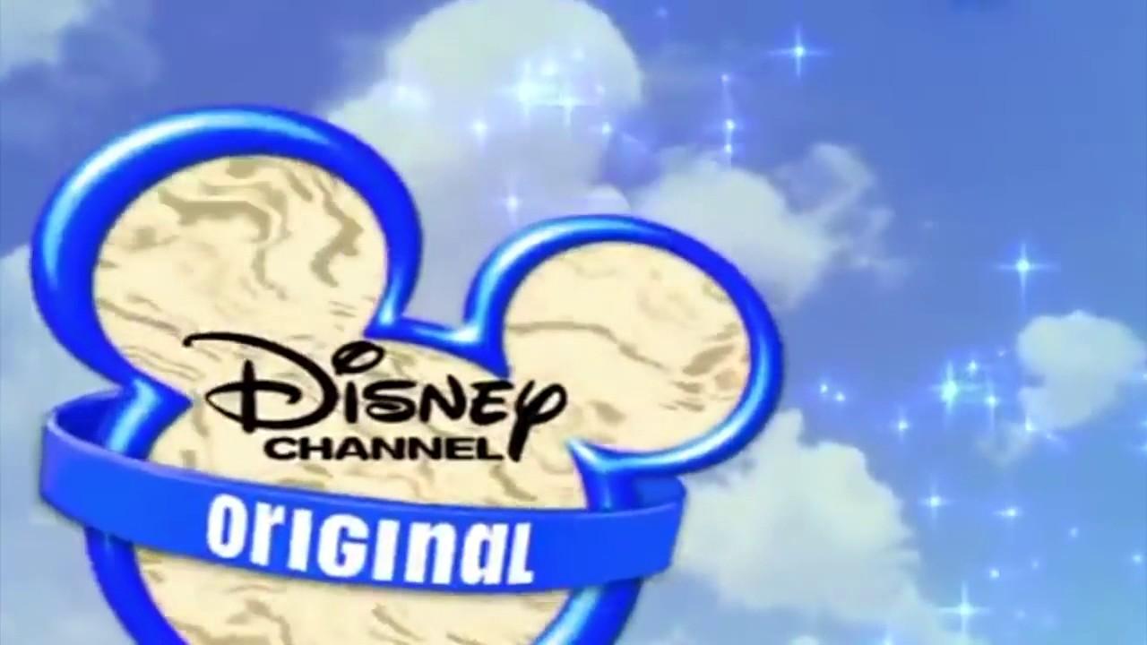 Disney channel original Logos.
