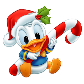 Christmas clip art character.