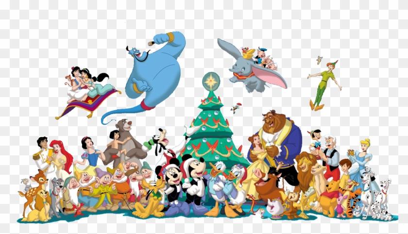 Download Free png 18 Disney Christmas Clip Art Images Disney.