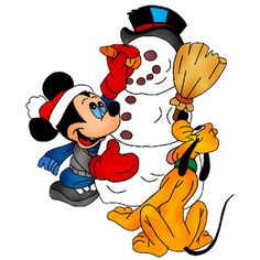 Disney Mickey Christmas Clipart Charsther.