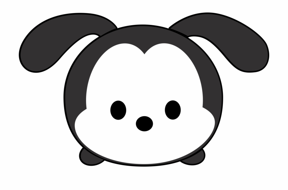 Stock Main Disney Characters Clip Black And White Download.