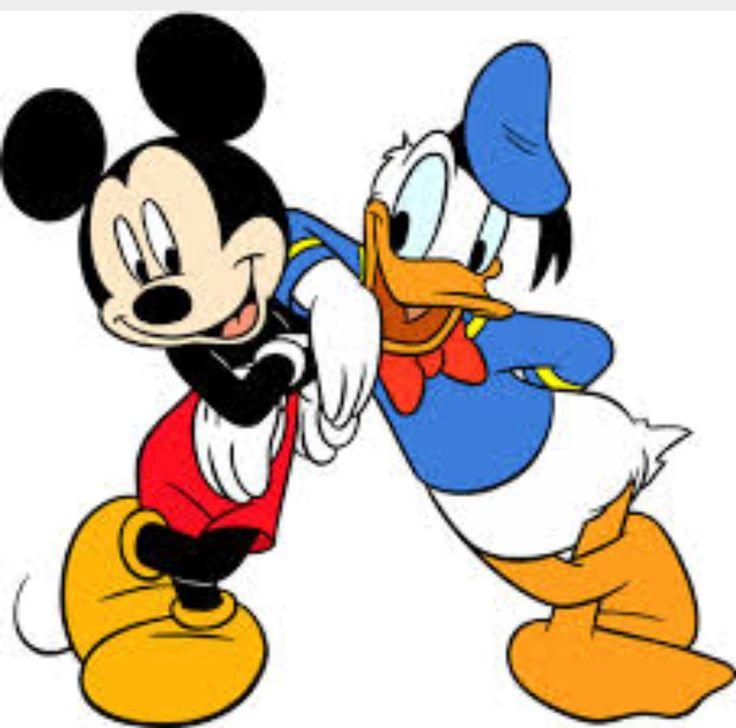 Disney Character Clipart.