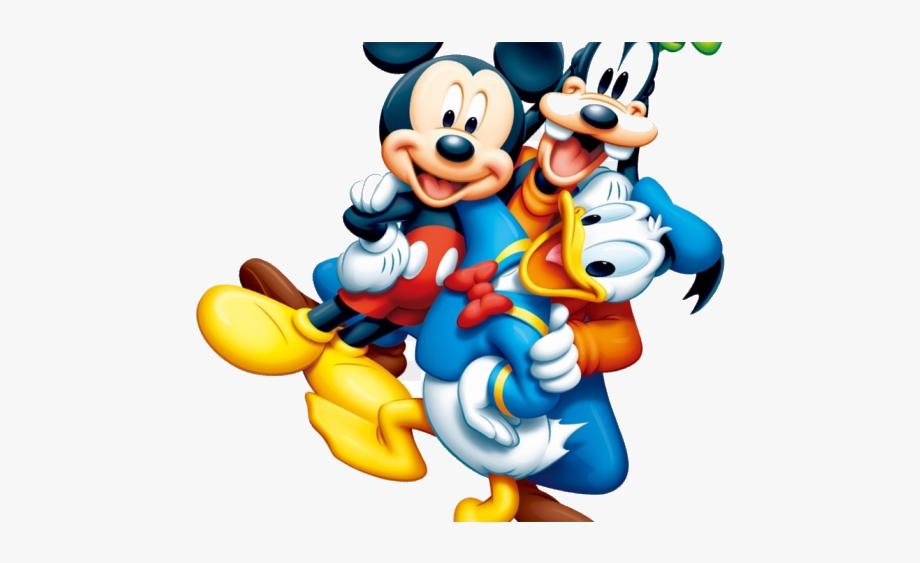 Disney Characters Png Transparent , Transparent Cartoon.