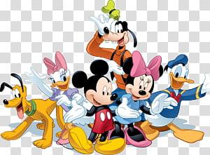 Mickey Mouse Donald Duck The Walt Disney Company Minnie.