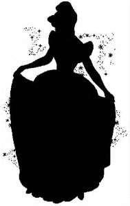 Adorable image throughout free printable disney silhouettes
