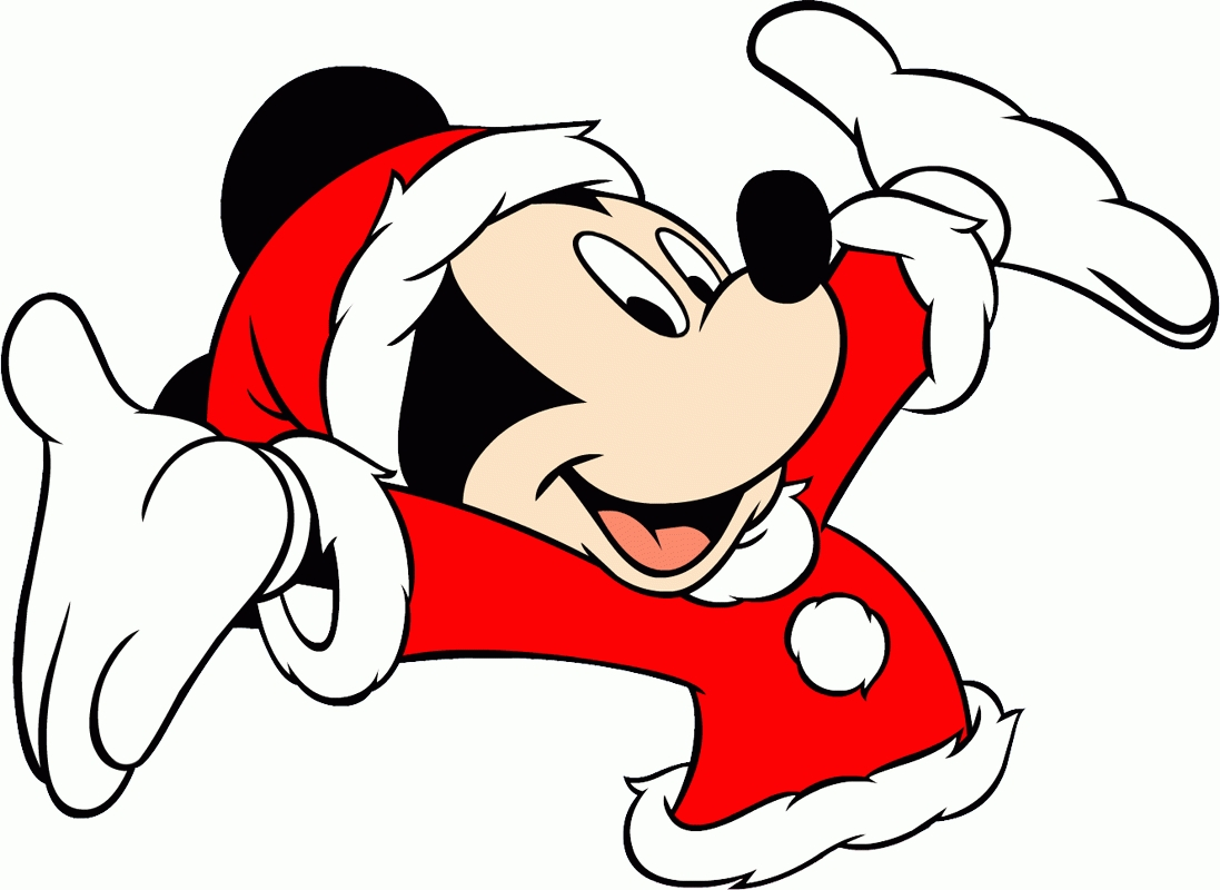571 Disney Christmas free clipart.