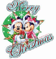 Disney christmas clipart borders.
