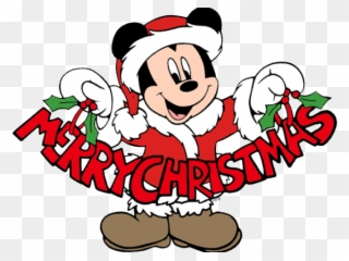 Free PNG Disney Christmas Clipart Clip Art Download.