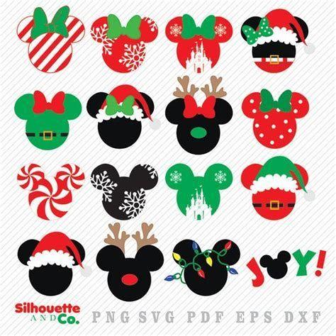 Image result for Free Disney christmas SVG Files Logo.