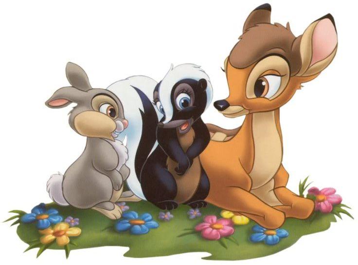 Disney Clipart Bambi Jpg Thumper.