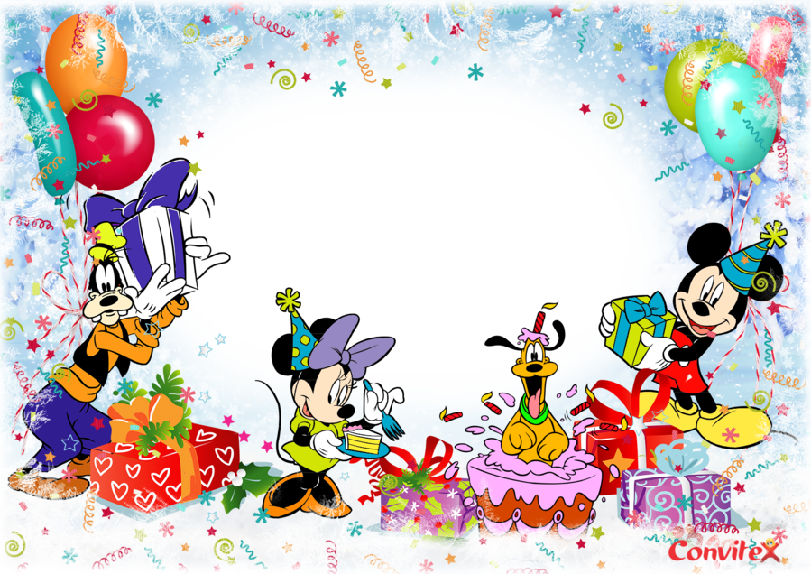 Happy Birthday Art clipart.