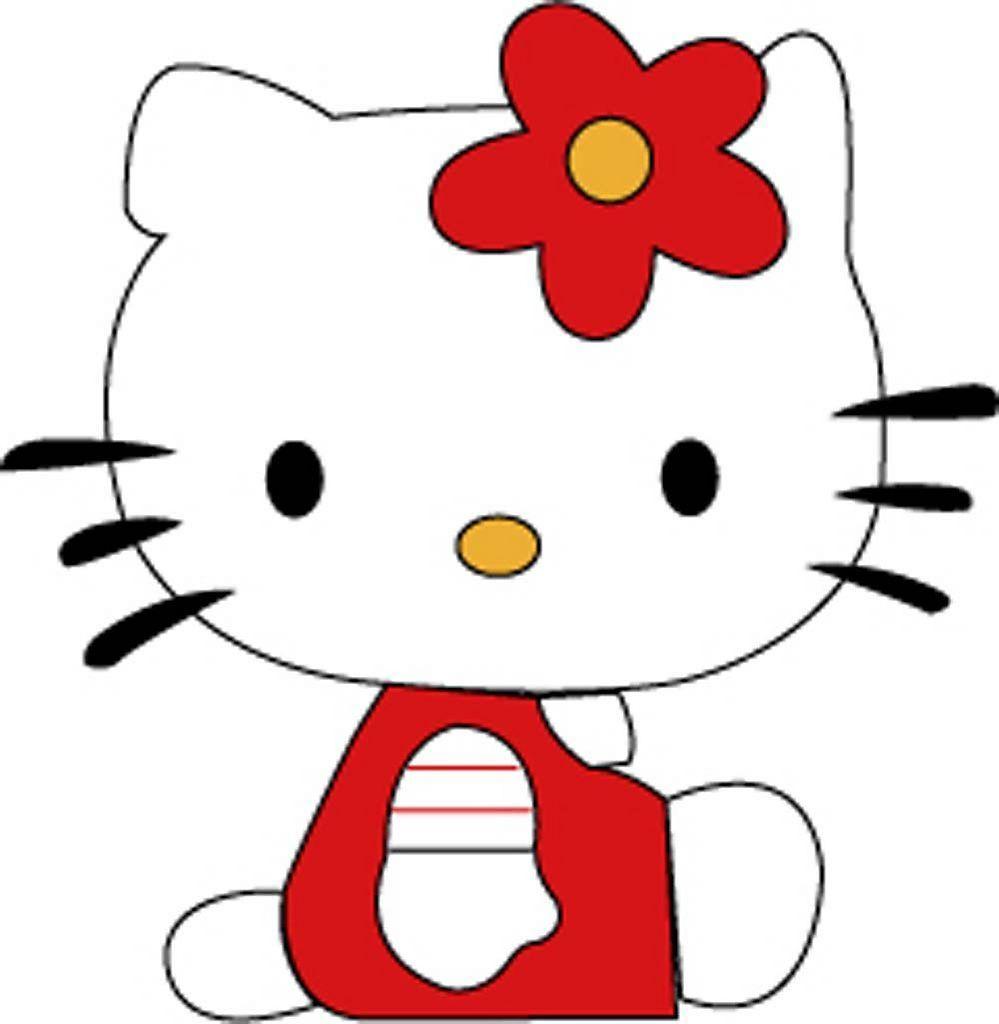 Hello Kitty Clipart Quality Cartoon Characters Disney.
