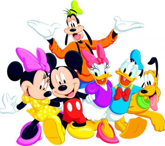 Free Disney Clipart at GetDrawings.com.