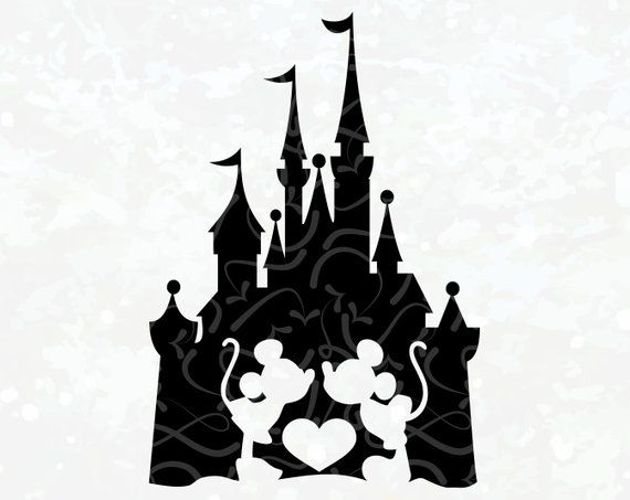 Disney Castle svg Disney Svg Disney Shirt Svg Mickey Mouse.