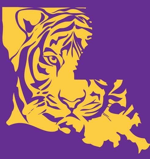 Disney Clipart Football Lsu.