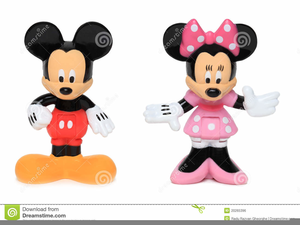 Disney Clipart Mickey Mouse Minnie.