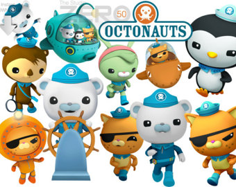 Disney octonauts.