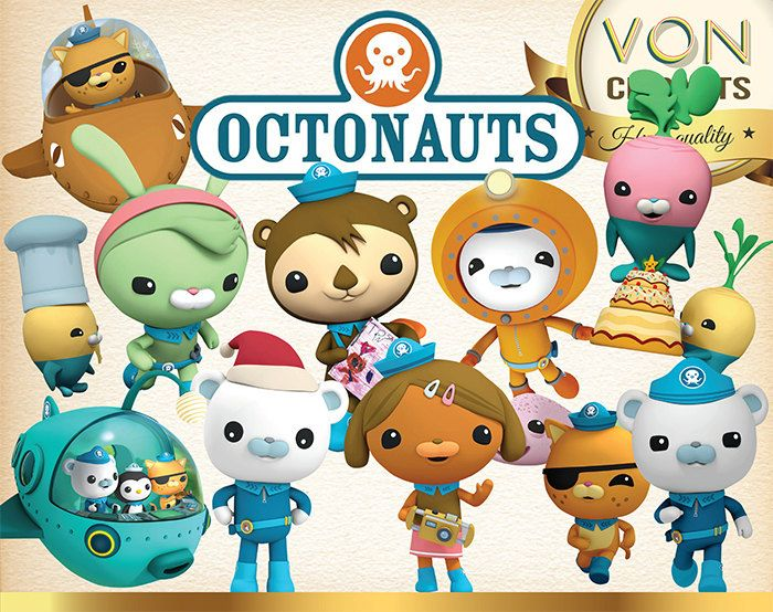 17 Best images about octonauts on Pinterest.
