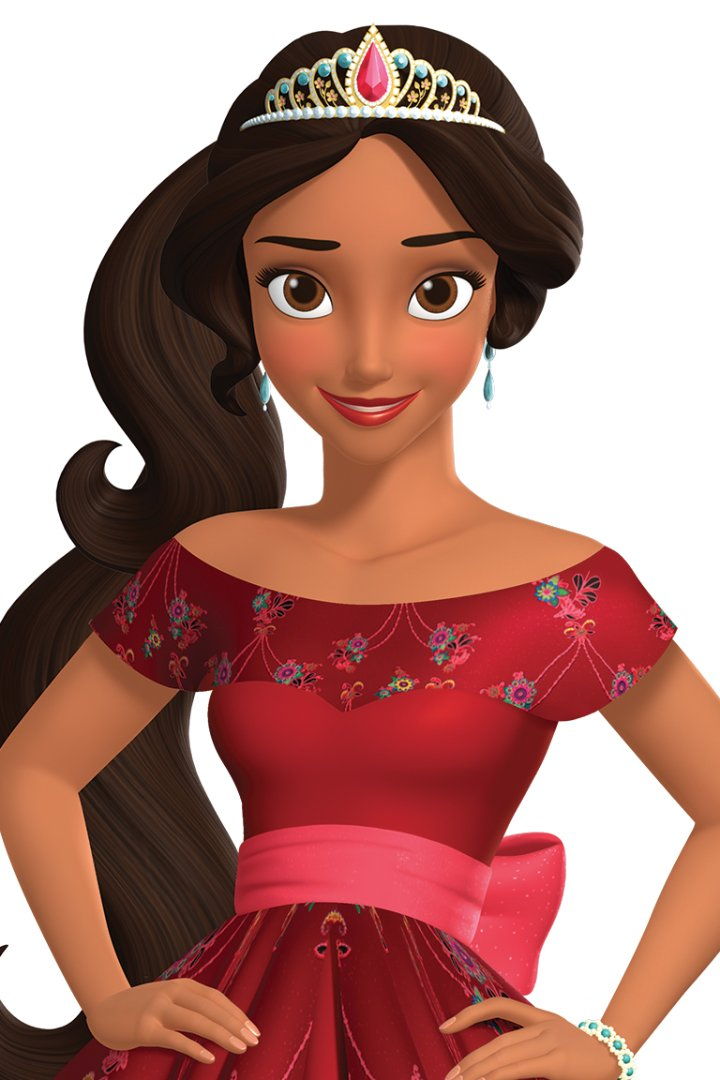 Here's Your First Look at Disney's Elena of Avalor's Princess Gown.